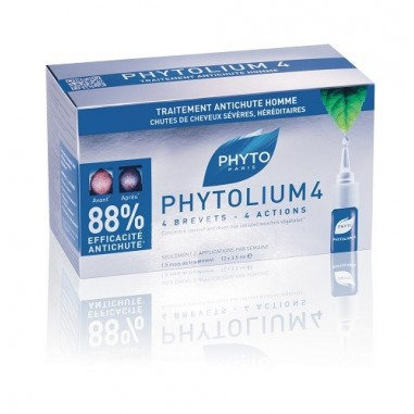 Phytolium 4 Tratamiento Anticaída 12...