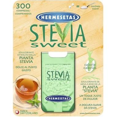 Hermesetas Stevia 300 comprimidos