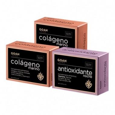 Goah clinic pack colageno marino 2u +...
