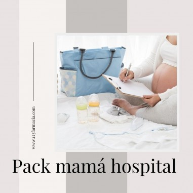 Pack Mamá Hospital Parto y Lactancia...