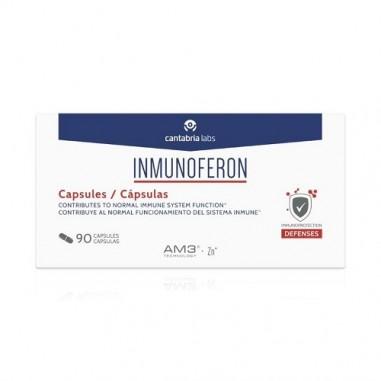 Inmunoferon capsulas 90 caps