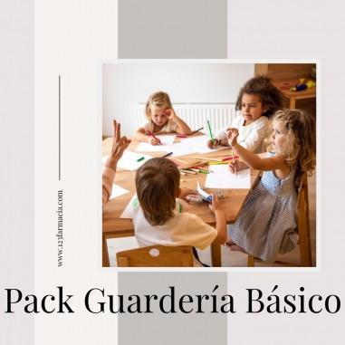 Pack Guarderia Básico
