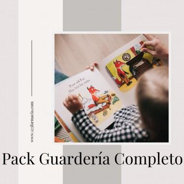 Pack Guarderia Completo