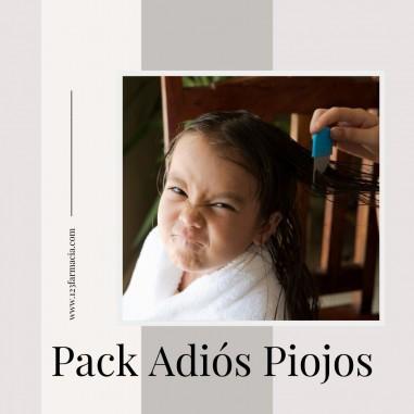 Pack Adios Piojos